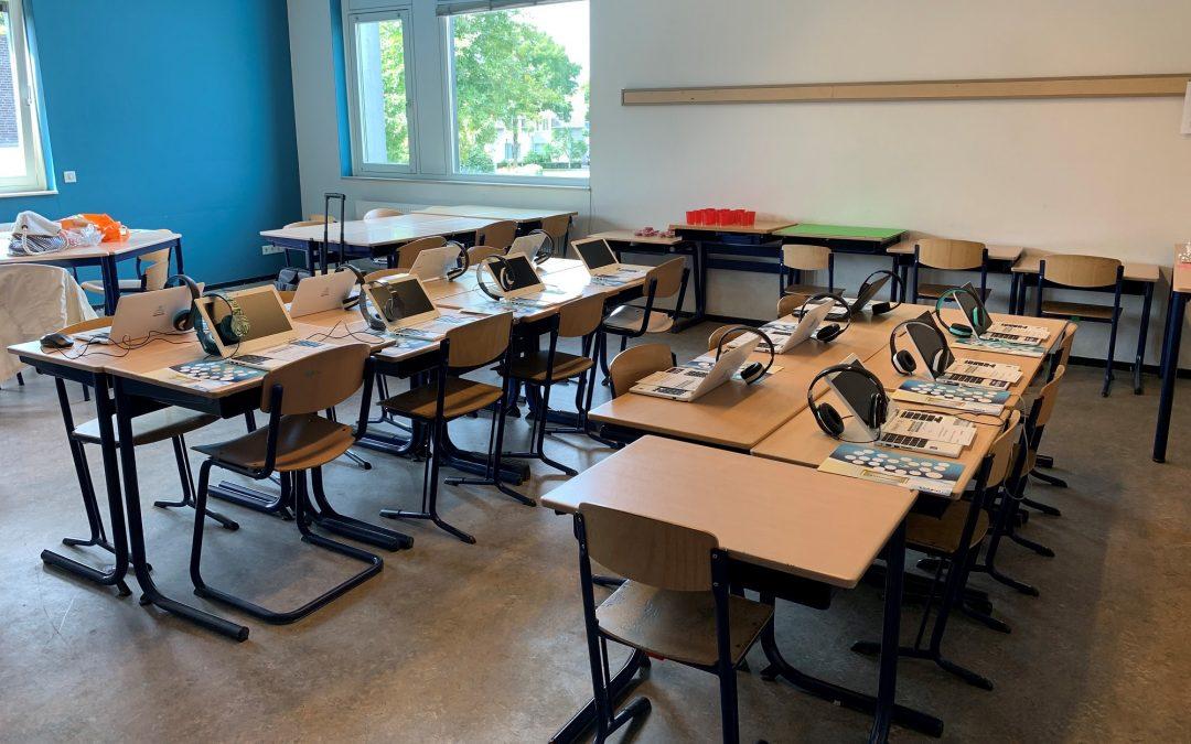 Typecursussen op scholen